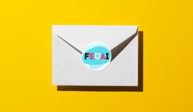Acción Social FEUAI: 33 estudiantes y 33 adultos de tercera edad intercambian cartas en pandemia